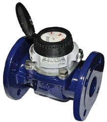 WP-Dynamic 80/50/16                                                             -Velký vodoměr na studenou vodu pro montáž do všech polohbr QN120m3/h 50°C L=200mm PN16
