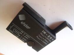 INZ 61-Nízkofrekvenční snímač k membránovým plynoměrům.  100imp/m3 pro G4, G6; 10imp/1m3 pro G10-G100