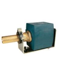ET3009                                                                          -pulzní čerpadlo G3/8, 230V AC, ED 100%, 60W, IP65 s konektorem br DIN 43650, určeno pro vodu a nekorozivní media, Tmax. +60°C