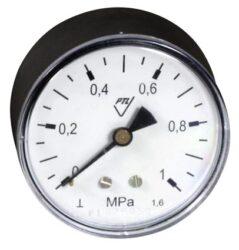03358 - AZ-Standardní tlakoměr se zadním přípojem.br 03358 - AZ M12x1,5