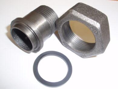 Těsnění šroubení k membránovým plynoměrům BK G4, BK G6(6913)