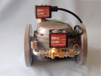 OCHOZ  pro BAP/VAP-ventily,  pro DN 65-80.                                      (005.0613.0)