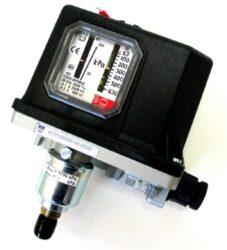 40561214-Regulátor tlaku a podtlaku vlnovcový od -80kPa do 4 MPa v 11 rozsazích  včetně Ex provedení