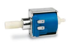 E503                                                                            -pulzní čerpadlo vst. pr. 7,2mm,  výstup G1/8 vnitřní závit 230V AC,32W, ED100%, těsnění VITON, tělo PA66+PPS