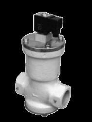 3VE40D-3/2-cestný elektropneu. ventil G1 1/2,  světlost 40mm, 2-10 bar