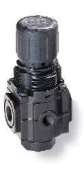 R72G-2AK-RMN                                                                    -regulátor tlaku vzduchu 1/4 PTF,rozsah nast.0,3-10 bar s přetlakovým jištěním, Pmax.20 bar, bez manometru