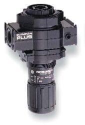 R64G-6GK-RMN                                                                    -regulátor tlaku vzduchu G3/4,rozsah nast.0,3-10 bar s přetlakovým jištěním, Pmax.17 bar, bez manometru