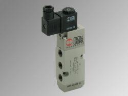 SOV A5 SOS OO-NAMUR ventil  elektropneumatický 5/2-cestný DN7,5, G1/4, bez cívky, 2,5 -10 bar, 1100 Nl/min