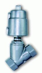 2VP25Z50-2-cestný pístový ventil G1, světlost 24mm, 0-16 bar