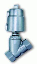 2VP20Z50-2-cestný pístový ventil pneum. G3/4, světlost 18mm, 0-16 bar, těsnění PTFE
