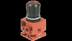 REG 1 08-regulátor tlaku vzduchu G1, rozsah nast.0-8 bar, Pmax.18 bar, bez manometru