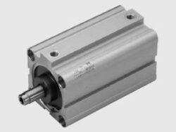 Pneuválec krátkozdvižný SSC                                                     -průměr 25 mm, zdvih 100mm,s nastavitelným tlumením koncových poloh, s magnetickým pístem
