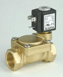M251                                                                            -2/2 elektromagnetický ventil - nepřímo ovládaný, DN18; G3/4, 48V AC, 0,3-7bar, NC, Tmax.+85°C, konektor není součástí balení ventilu