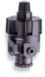 R24-401-RNXG                                                                    -pilotní regulátor tlaku vzduchu, G1/2, rozsah nast.0,3-17 bar, s přetlakovým jištěním,Pmax.20 bar medium stlačený vzduch