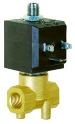 6212NB2.0S024                                                                   -3/2 elektromagnetický ventil-přímo ovládaný DN2;24V DC,G1/4,0-7bar,NC,Tmax.90°C konektor není součástí balení ventilu