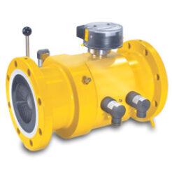 TRZ2 G 160-Turbínový plynoměr.  Qmin 13m3/h, Qmax 250m3/h, DN 100, PN16bar