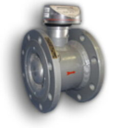 RPTE 3 G 400-Turbínový plynoměr.  Qmin=65m3/h,Qmax=650m3/h, DN 150, PN 16bar.