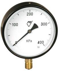 03313 - AZ-Standardní tlakoměr se spodním přípojem. 03313 - AZ M20x1,5