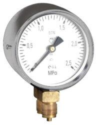 03350 - S-Diferenční tlakoměr dvojitý se dvěma přípoji za sebou. 03350-S 2xM20x1,5