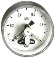 03396-Kontaktní tlakoměr se zadním přípojem. 03396 M20x1,5