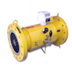 SM-RI-X G 1600                                                                  -Turbínový plynoměr.  Qmin 130m3/h, Qmax 2500m3/h, DN250, PN16bar