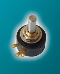MP 21-Potenciometr typ: MP 21  ( s vinutím z vodivého plastu )