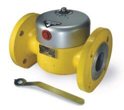 Bezpečnostní ventily pro BIOplyn.-Bezpečnostní havarijní ventily / uzávěry pro plyn,typová řada MAG-3 BIO, DN-50 (s přírubovými hrdly DN32,DN40,DN50) ,DN-100 (s přírubovými hrdly DN65,DN80,DN100), přírubové provedení (připojení  PN16). Ventily jsou v základní poloze bez napětí UZAVŘENY (NC) . Pracovní přetlak:  max. 5 bar , uzavírací elektrický impulz 12V DC (5A). Montáž  s detektory plynu .Prostředí  s nebezpečím výbuchu (Ex). Pracovní poloha: libovolná .