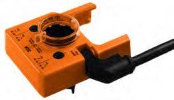 P....A-Zpětnovazebný nasaditelný potenciometr bez pružinového zpětného chodu pro servopohony Belimo typové řady P140A (140 Ohm), P200A (200 Ohm), P500A (500 Ohm), P1000A (1 kOhm), P2800A (2,8 kOhm), P5000A (5 kOhm), P10000A (10 kOhm).