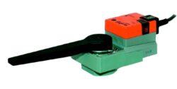 SR24ALON-5-LonWorks pohony pro škrtící klapkdy D6, spojité - typová řada SR24ALON-5.