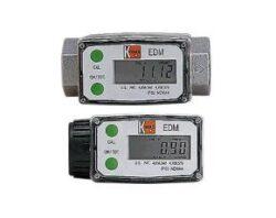 EDM-Turbínkový průtokoměr/- počítadlo typové řady EDM.