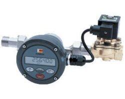DOB-Lopatkový průtokoměr /-spínač typové řady DOB