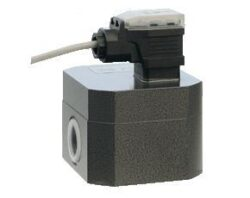 KZA-Průtokoměr s ozubenými koly, hliníkový typové řady KZA