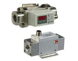 DVK-Kalorimetrický průtokoměr , spínač, - čítač typové řady DVK.