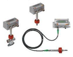 KMT-Hmotnostní průtokoměr pro plyny typové řady KMT