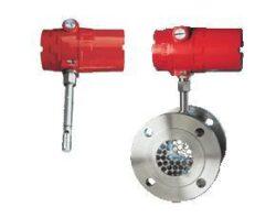 KES-Hmotnostní průtokoměr pro plyny typové řady KES