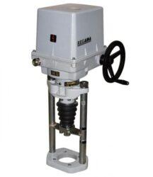 ST 2-Elektrický servopohon přímočarý typové řady ST 2.