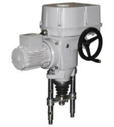 MT 3-Elektrický servopohon přímočarý typové řady MT 3.